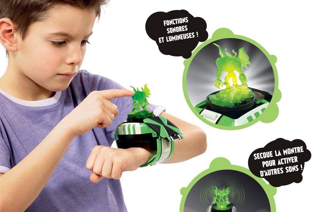 Ben 10 jouets noel pour enfant 3 ans, 4 ans, 5 ans, 6 ans, 7 ans, 8 ans – Jeux et jouets cadeau ben 10 alien force, benten, ben10