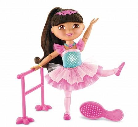 Nouveauté pour les enfants de 3 ans et plus, une super idée cadeau : Dora danse