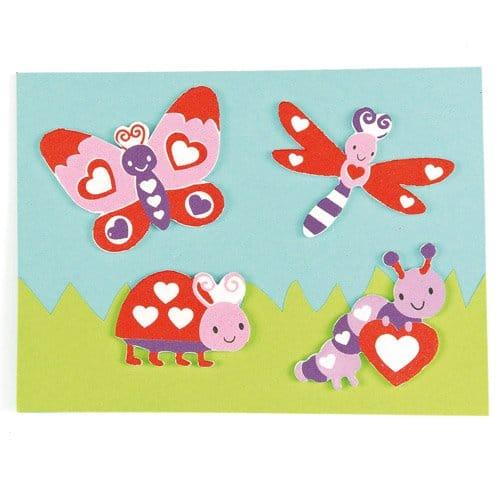 Idée bricolage avec les petits pour fêter l'arrivée du printemps – Activité manuelle facile pour enfants sur le thème de la nature