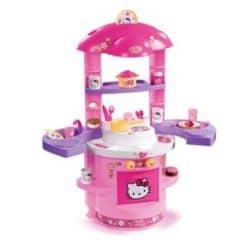 Jeu et jouet pour filles à partir de 2 ans : la cuisine Hello Kitty – Jeu d'imitation pour les petits
