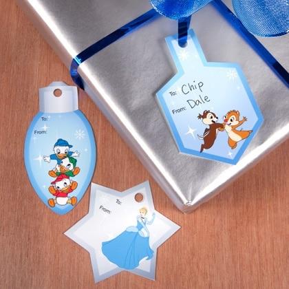 Fiche bricolage de noel pour les enfants : le marque-page pour décorer la table de noel