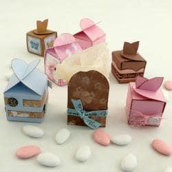 bricolage noel : fabriquer une boîte cadeau pour chocolat ou petit cadeau ; activités manuelles et loisirs creatifs de noel avec gabarit et explications