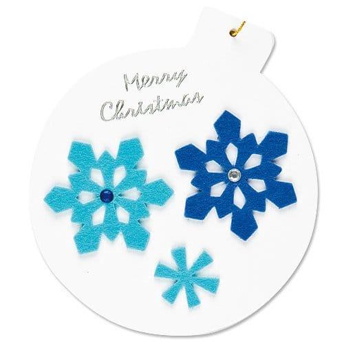 Préparer Noël avec les enfants avec des idées de bricolage – Découpage, collage et composition d'un tableau de Noël