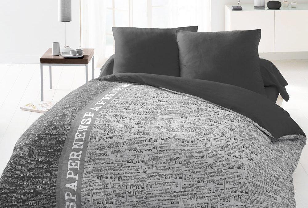 Housse de couette pour ado – Linge de lit et parure de couette pour chambre d'adolescent