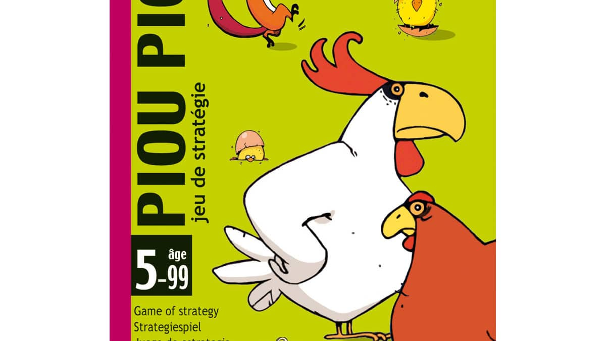 Coffret de 3 jeux de cartes à emporter dans vos bagages et pour faire des parties rapides avec des enfants de 4 à 6 ans