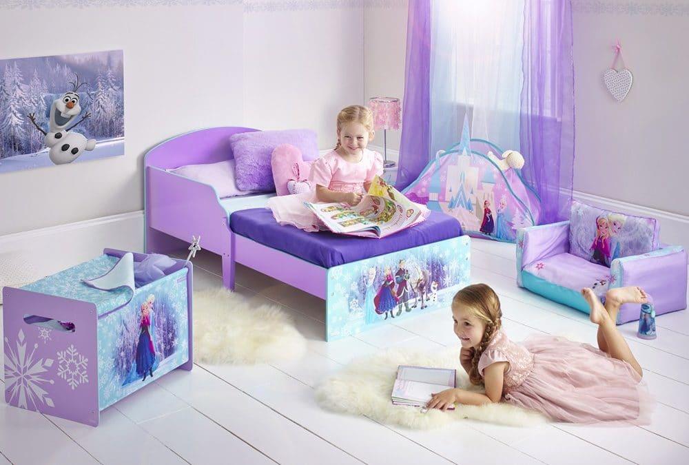 Reine des neiges, Frozen : meubles chambre fille, lit reine des neiges, meubles et rangements reine des neiges, deco pas cher reine des neiges