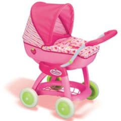 Idée cadeau anniversaire pour fille à partir de 18 mois : Landau Charlotte aux fraises