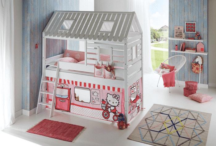 chambre complete pour fille : meubles, décorations, accessoires – Décorer et meubler une chambre de fille