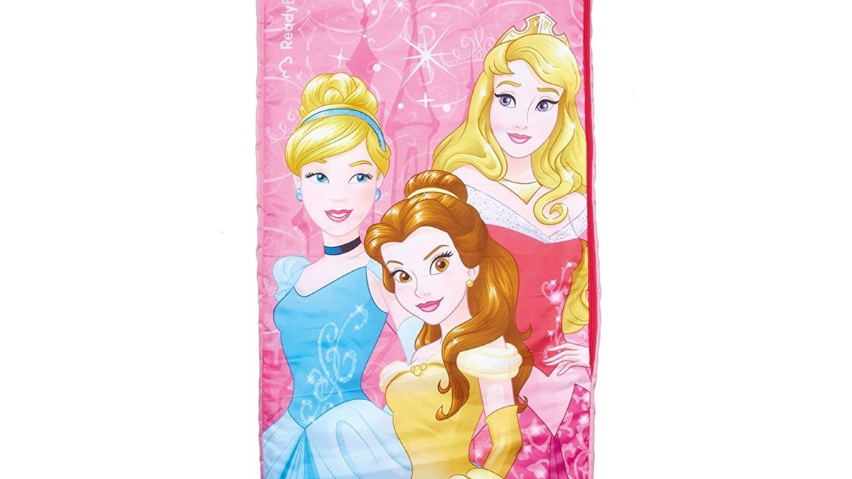 couchage d'appoint – Décoration, textile et meubles de princesses – le sac de couchage de princesses disney