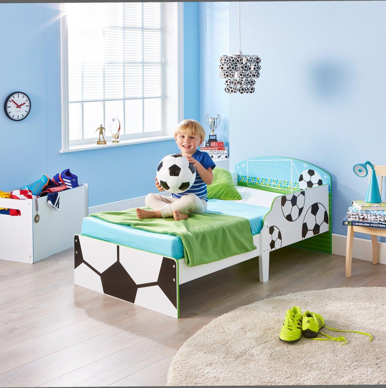 Lit enfant forme ballon de football - Un lit original pour les