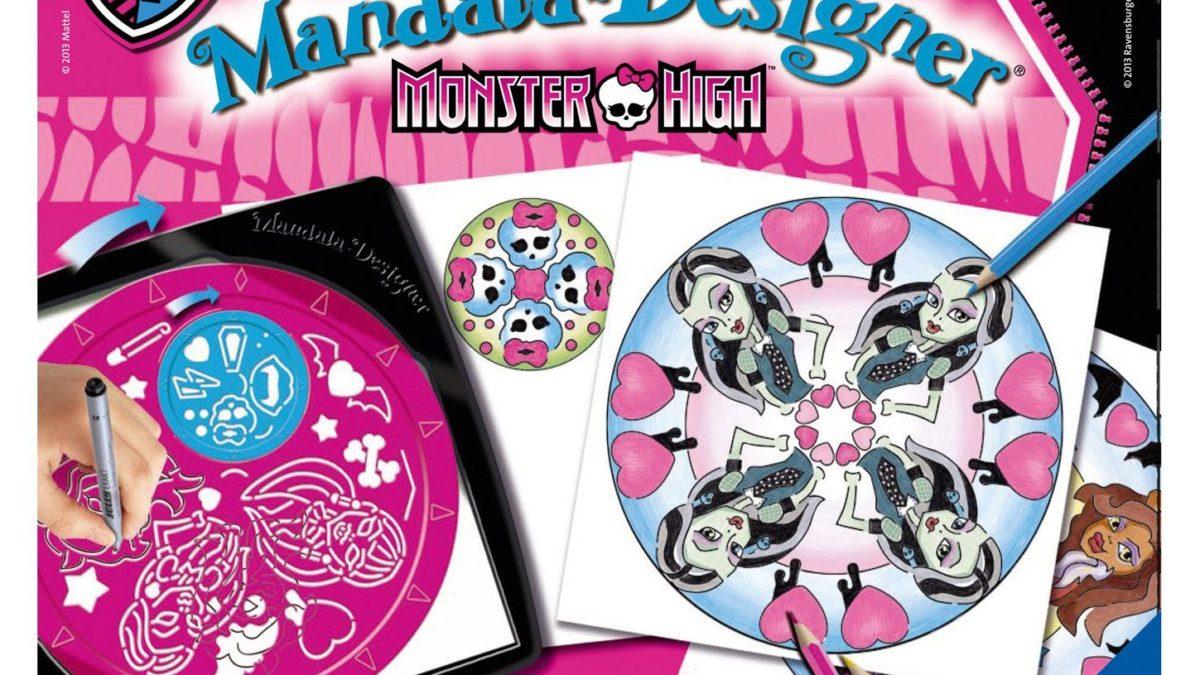 Monster high : cadeau, jeux et jouets loisirs creatifs – cadeaux pas cher monster high pour fille 6 ans, 7 ans, 8 ans, 9 ans, 10 ans et plus