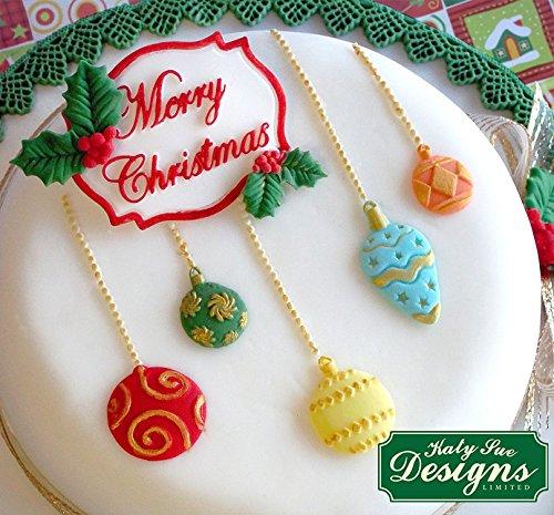 Moules à gâteau et emportes-pièces pour cuisiner gâteaux et biscuits de noel – Ustensiles pratique pour décorer gâteau de noel