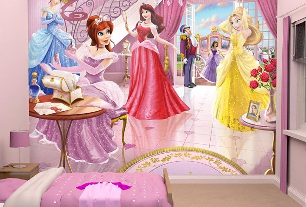 Accessoires et d co de princesses disney pour d corer une chambre de fille d coration de - Accessoire de chambre ...