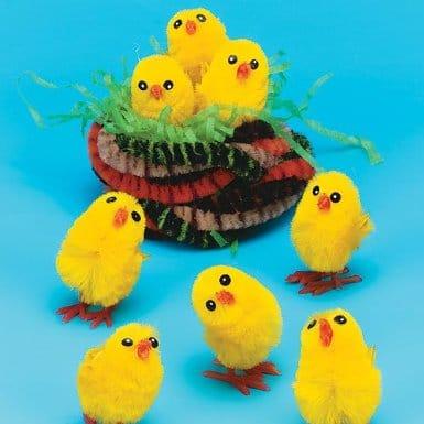 Fabriquer un oeuf de Pâques – Oeuf de Pâques en papier maché à garnir – Activité et bricolage pour Pâques