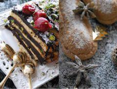 Idées de recettes de noêl, reveillon et autres repas festifs : Les belles recettes du blog «au fil de mes rêves d'amour»