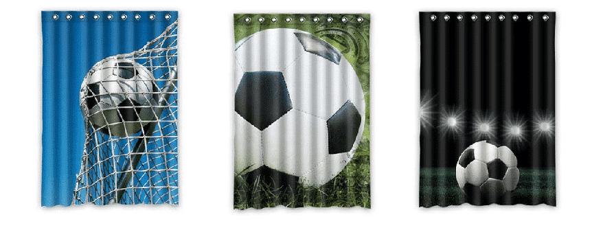 Décoration et meuble football pour chambre d'enfant – aménager et meubler chambre enfant sur le thème du foot