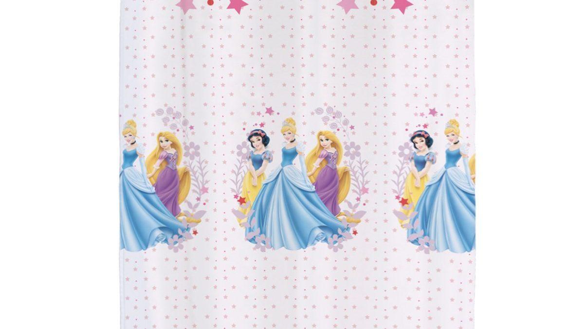 Voilage princesses disney – Rideaux pour chambre de princesse