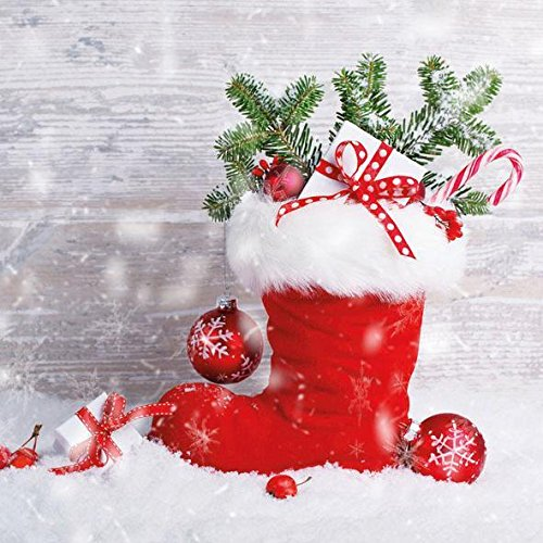 Noël : Serviettes en papier pour le bricolage, activités manuelles et pour le serviettage – bricolage enfant pour Noël
