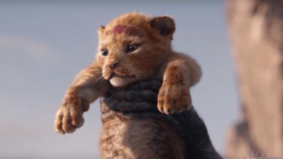 Idées cadeaux le roi lion
