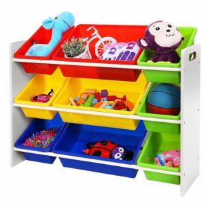meuble casier rangement enfant