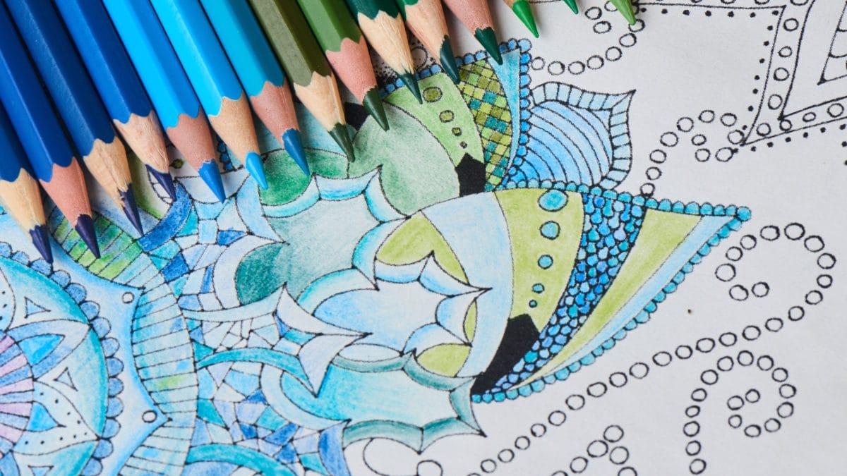 coloriages anti-stress Disney : nouveauté pour les amateurs de coloriages ado ou adulte