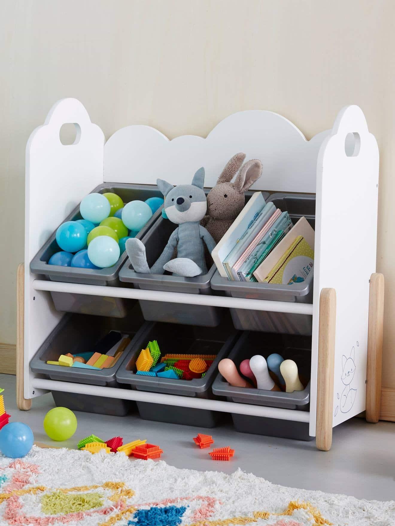 Rangement et gain de place dans la chambre d\'un enfant ...