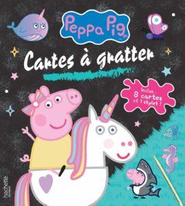 gratter Peppa pig