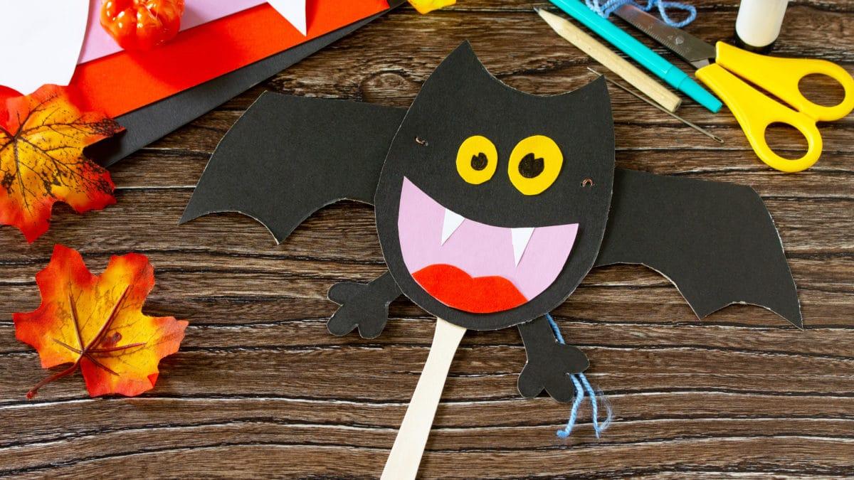 halloween  🎃  : idée bricolage, activités manuelles faciles avec les enfants, matériel pas cher et original, kit créatif halloween 👻