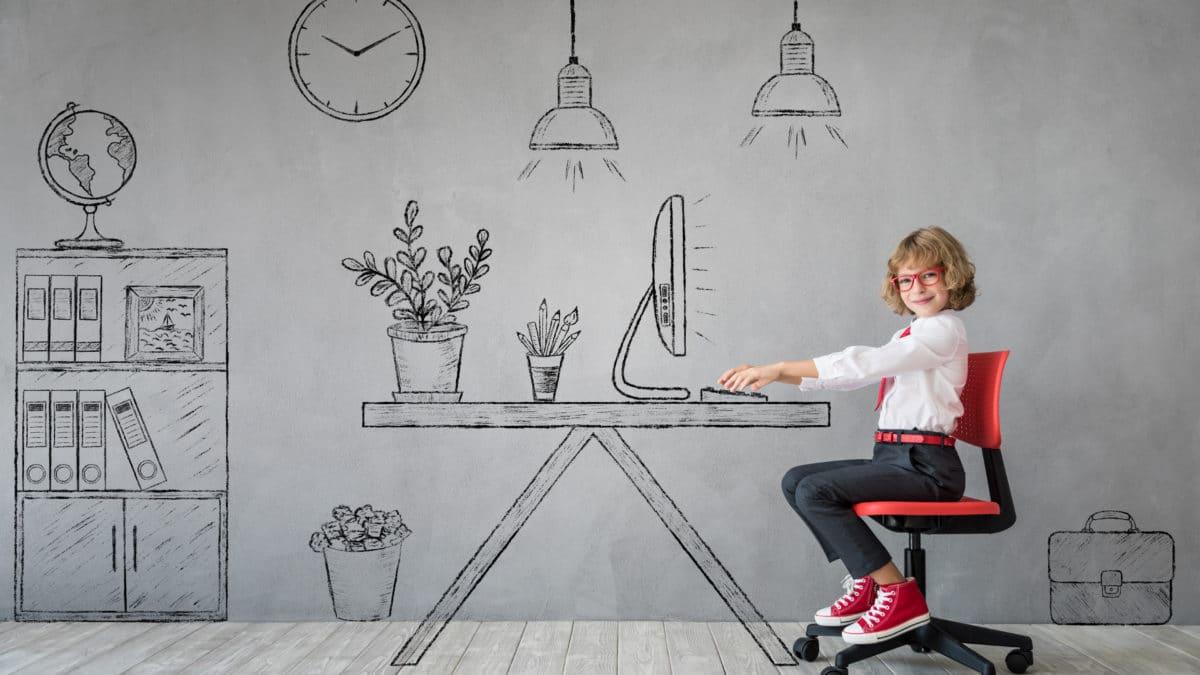 Bureau enfant – Aménager un espace de travail dans la chambre d'un enfant – Bureaux pour enfants