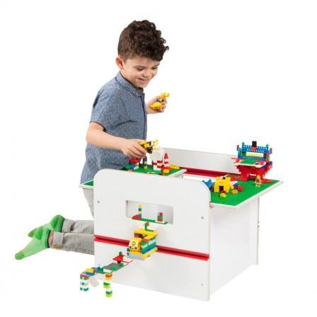 Ideal Pour Jouer Avec Des Lego Ou Des Duplo La Table Ronde De