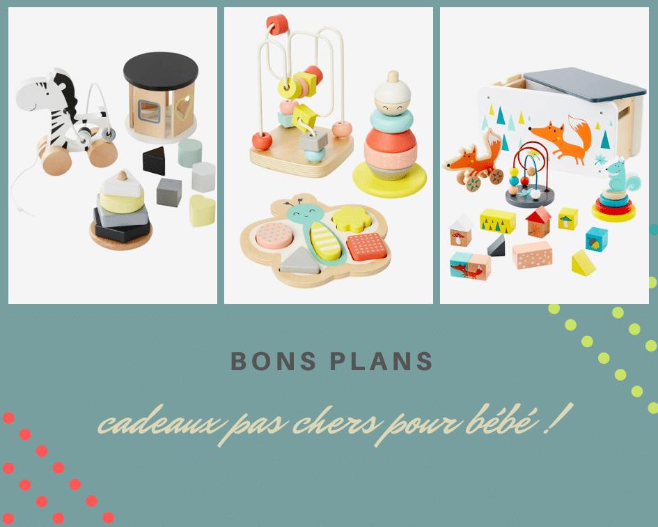 jouets bebe noel 2019