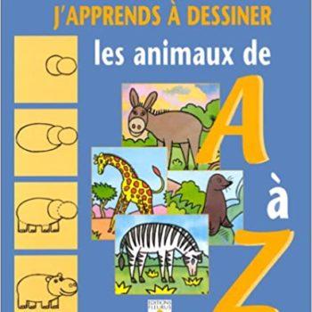 apprendre à dessin des animaux de A à Z