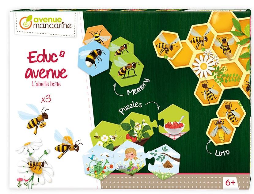 Jeux éducatifs Avenue Mandarine : Educ'Avenue