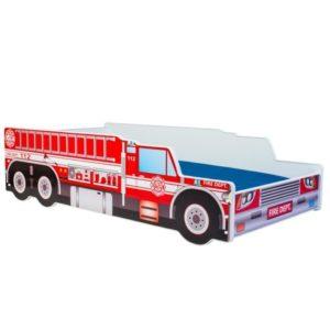 lit pompier + sommier + matelas