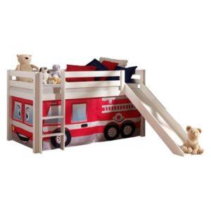 lit mi hauteur pompier