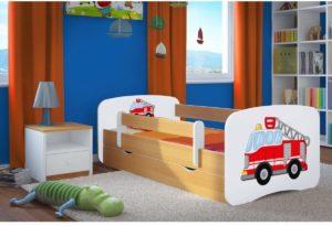 lit pompier avec rangement