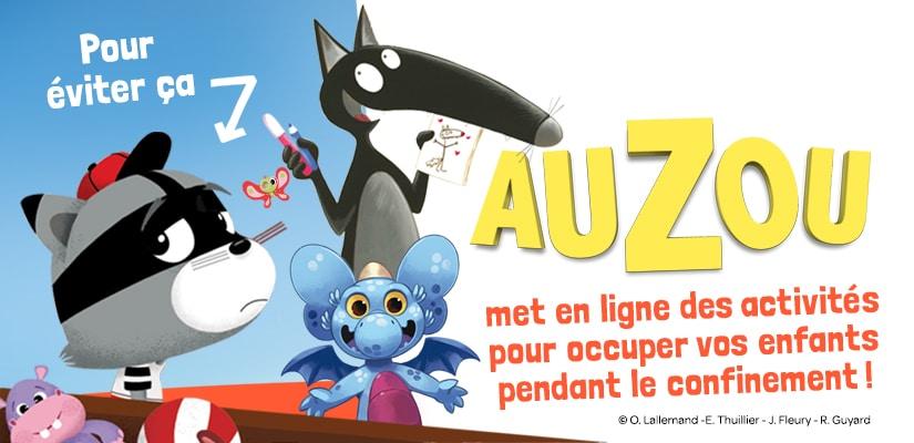 Activités pour enfant, cadeau Editions Auzou