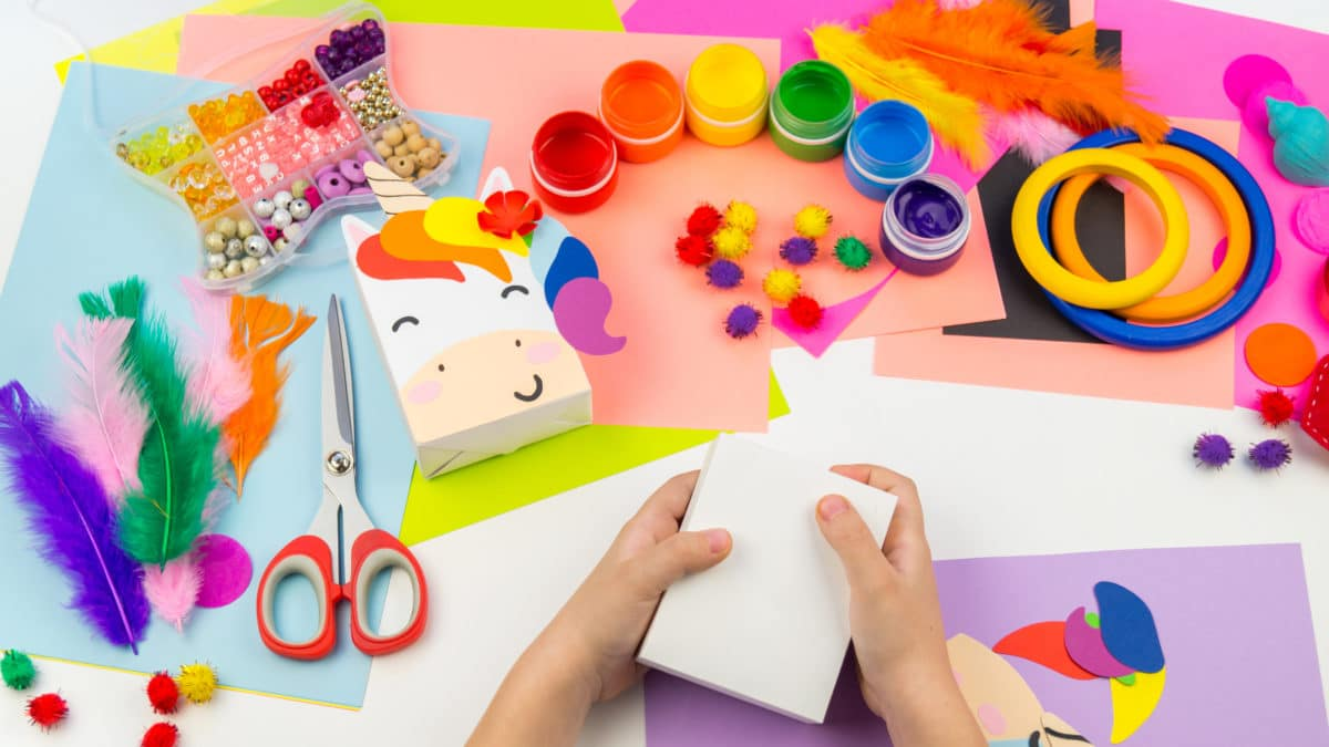 Idées créatives pour occuper les enfants, inspiration Pinterest
