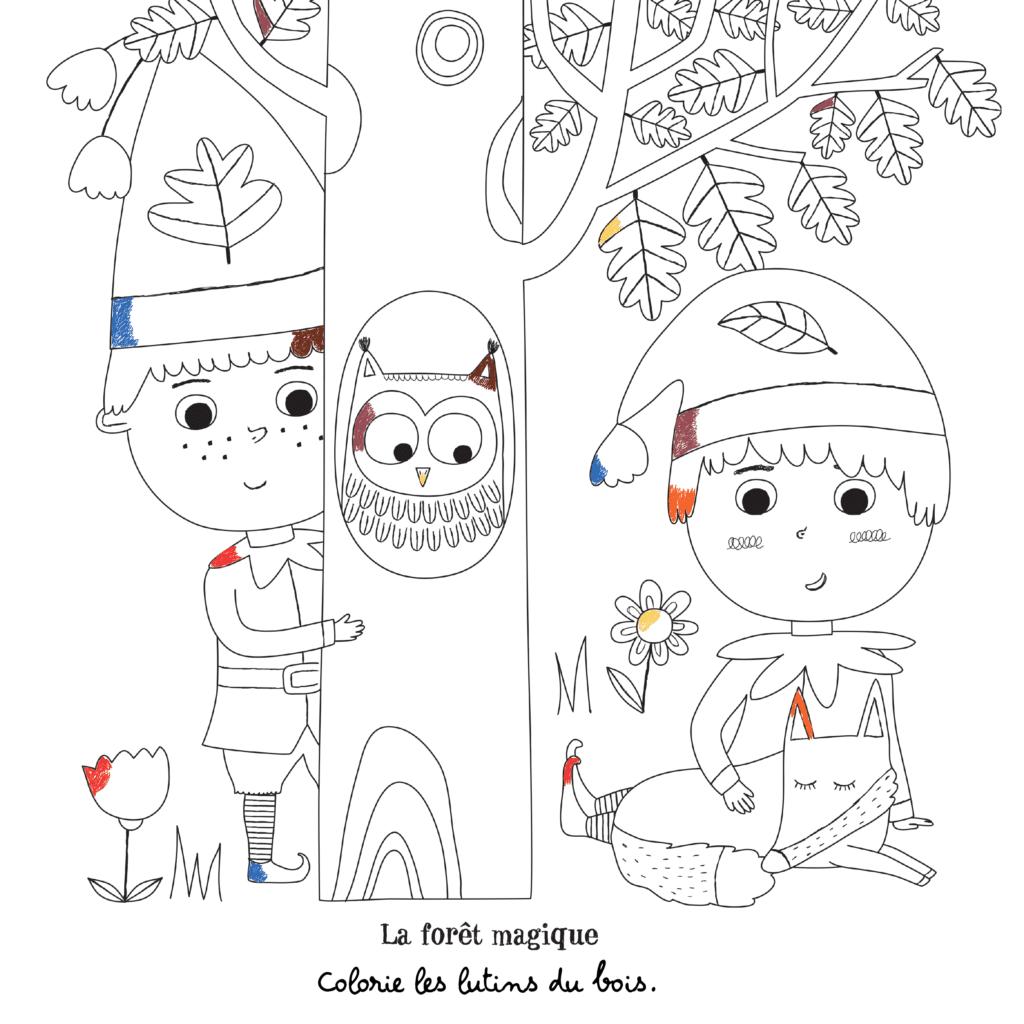 coloriage enfant gratuit