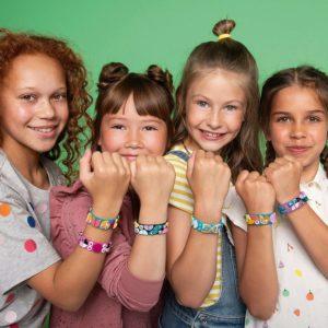 exemple bracelet lego dots
