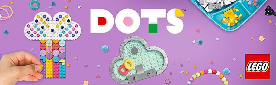 Nouveauté Lego Dots pour fille à partir de 6 ans