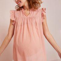 blouse chemise pour femme enceinte pas cher