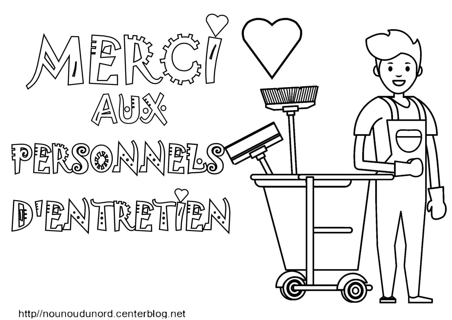 Coloriage Pour Dire Merci De Nounoudunord Un Max D Idees