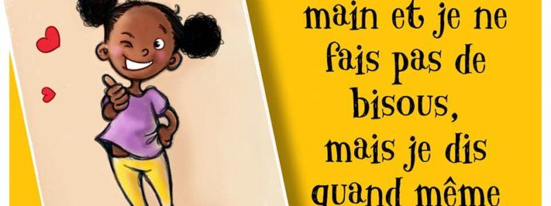 affiche consigne pour maternelle