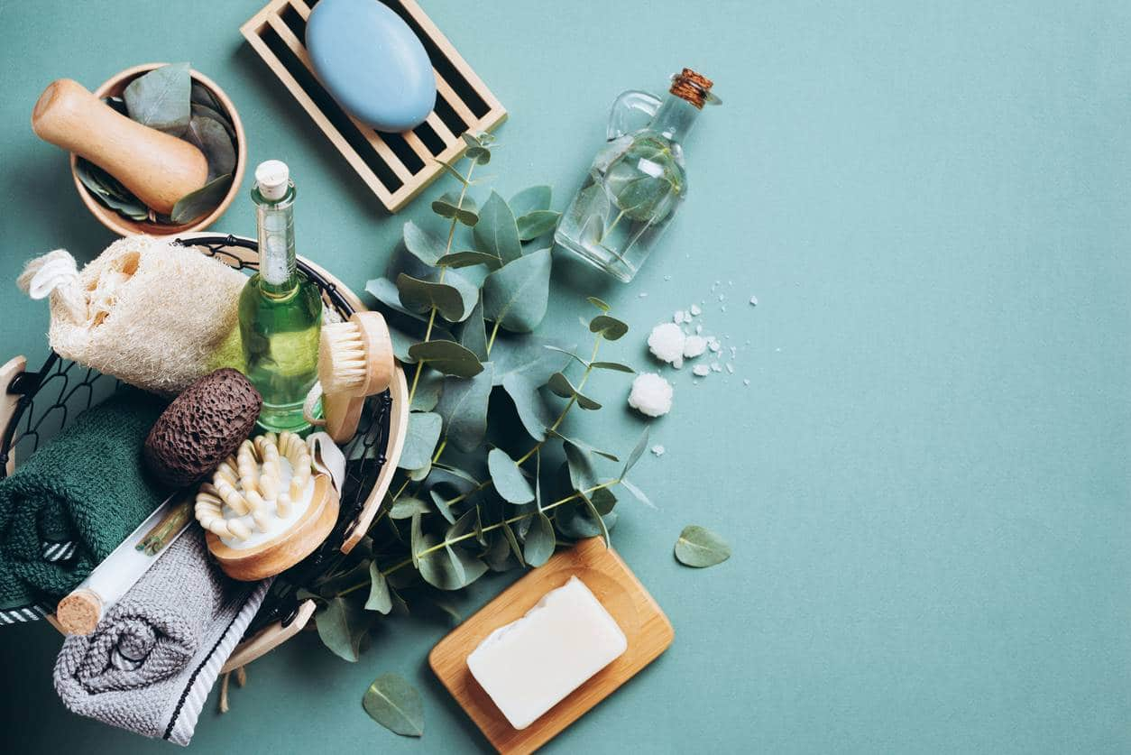 savons et produits naturels
