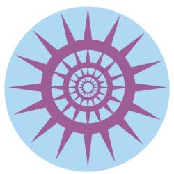 image étoile bleue