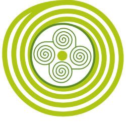 image spirale verte