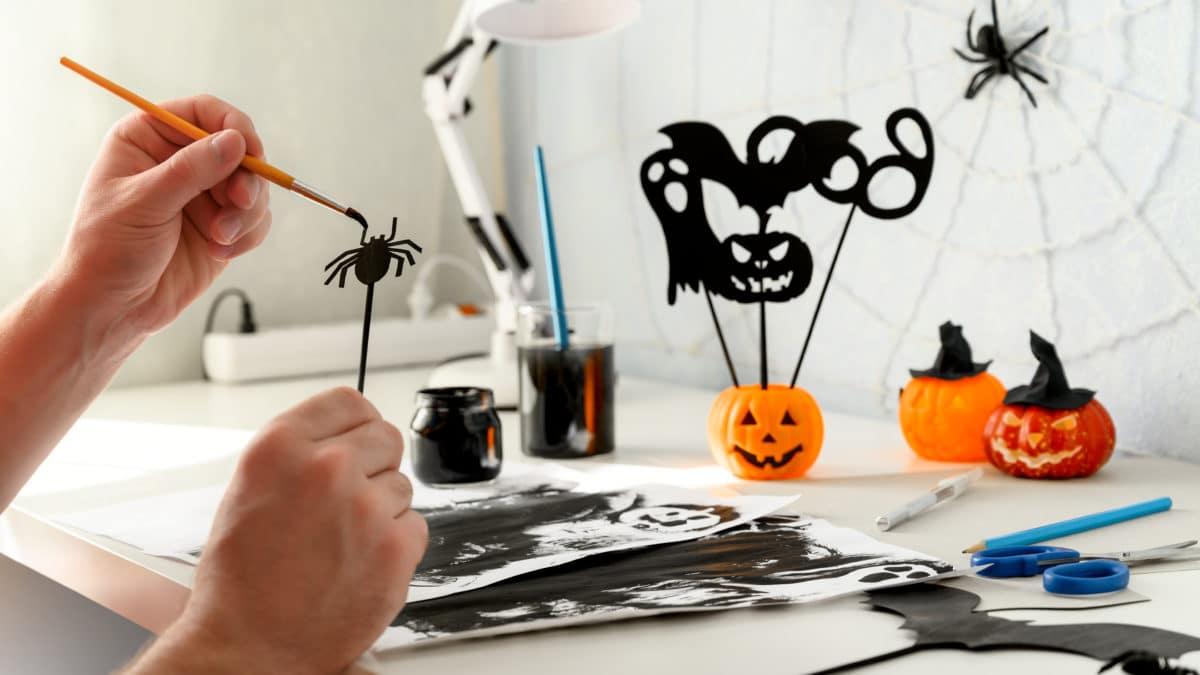 Loisirs créatifs et idées pour Halloween
