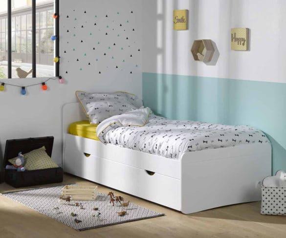 lit gigogne pour enfant