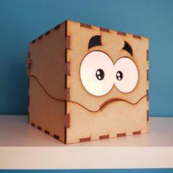 boite en bois pour ranger petit objet idee cadeau